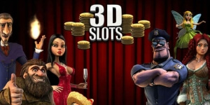 3d Slots - the newest games in the online casinos