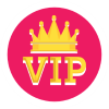 Earn loyalty points and become VIP